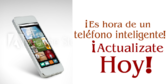 Spanish Speaking Smartphone Upgrade Banner