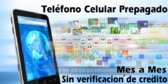 Spanish Speaking Pre-Paid Cell Phone Ad Banner