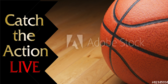 March Basketball Catch the Action Banner