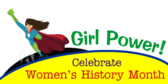 Celebrate Girl Power Banner
