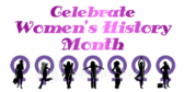 Woman Symbols Women Celebration Banner