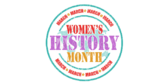 Women's History Month Announcement Banner