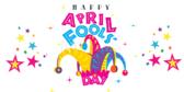 April Fools Gesture Hat Banner