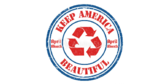 Keep America Beautiful Recycle Banner