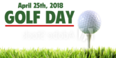 Golf Day Discount Event Banner