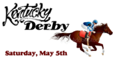 The Kentucky Derby Jockey Banner