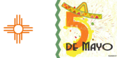 Cinco De Mayo With Sombrero Banner