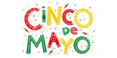 Cinco de Mayo Confetti Banner