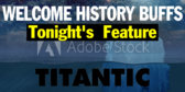 Viewing History Channel Party Banner