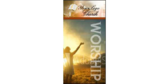 Vertical Religious Worship Banner