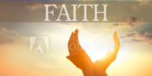 Singularity Series Worship Faith Banner
