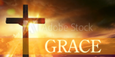 Singularity Series Worship Grace Banner