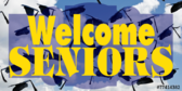 Welcome Students Official Last First Day Banner