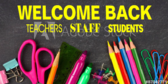 Welcome Students Teachers Staff Students Sign