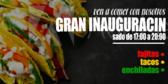 Grand Opening Gran Inauguración Banner