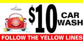 Car Wash Cheap Value Banner