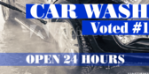 Car Wash City Branded Banner