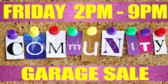 Yard Sale Community Banner