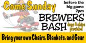 Tailgating Tailgate Sunday Banner