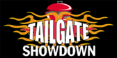Tailgate Showdown Sign