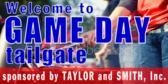Tailgate Sponsored Banner