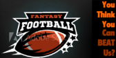 Cheer Fantasy Football Dream Template
