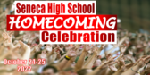 Homecoming Celebration Banner