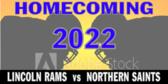 Opposing Homecoming Team Banner