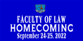 Banner for Faculty To Support School Homecoming