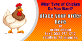 Food Truck Order Here Banner