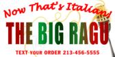 Food Truck Italian Style Banner