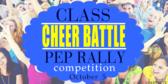 Pep Rally Class Cheer Battle Banner