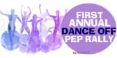 Pep Rally Dance Off Banner