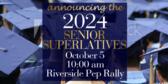 Pep Rally Senior Superlatives Banner