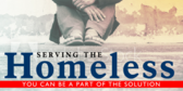 Be a Part of the Homeless Solution Sign