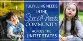 Special Needs Service Sign