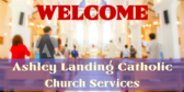 Welcome Church Congregation Banner