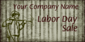Labor Day Sale Your Company