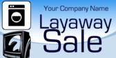Layaway Sale