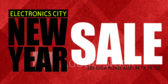 Company New Year Sale
