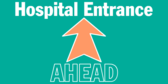 Hospital Entrance Direction