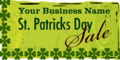 Clover Filled St Patrick's Day Sale
