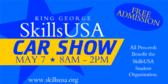 SkillsUSA Car Show