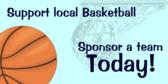 Sponsor Basketball