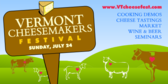 Cheesemakers Festival
