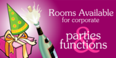 Corporate Parties Functions