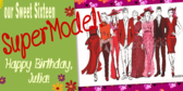 Sweet Sixteen Supermodel Birthday Party