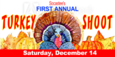 First Annual Turkey Shoot Banner