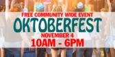 Oktoberfest Community Event