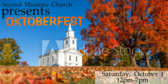Oktoberfest Church Mission Event